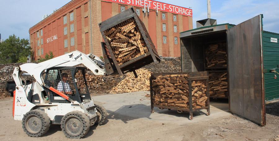 A1 Country Firewood Kiln Dried Firewood